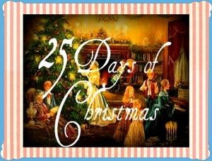 25 μέρες μέχρι τα Χριστούγεννα!
