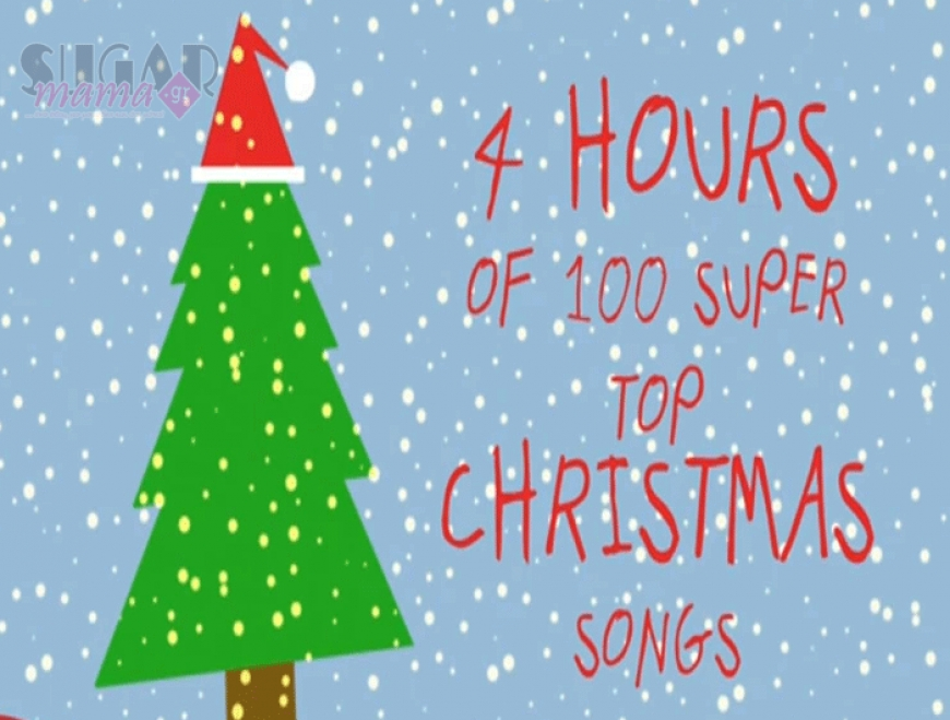 4 Hours Christmas songs